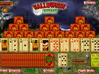 Halloween Karten Spiel