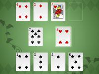 Schnelles Karten Spiel